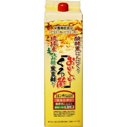 フジスコ おいしいくろ酢 1.8L