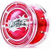 YoYoFactory FAST / F.A.S.T. 201 Professional Trick YoYo ( Color: Red ) [並行輸入品]