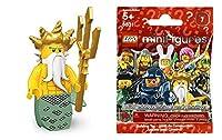 レゴ(LEGO) ミニフィギュア シリーズ7 海の王様(Minifigure Series7) 【8831-5】