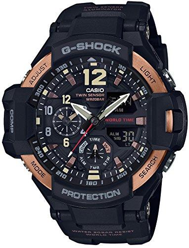 CASIO/カシオ  GA-1100RG-1AJF   G-SHOCK/Gショック  マスターオブG  casio1701