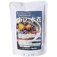 コジマフーズ 小豆の水煮 230g ×4セット