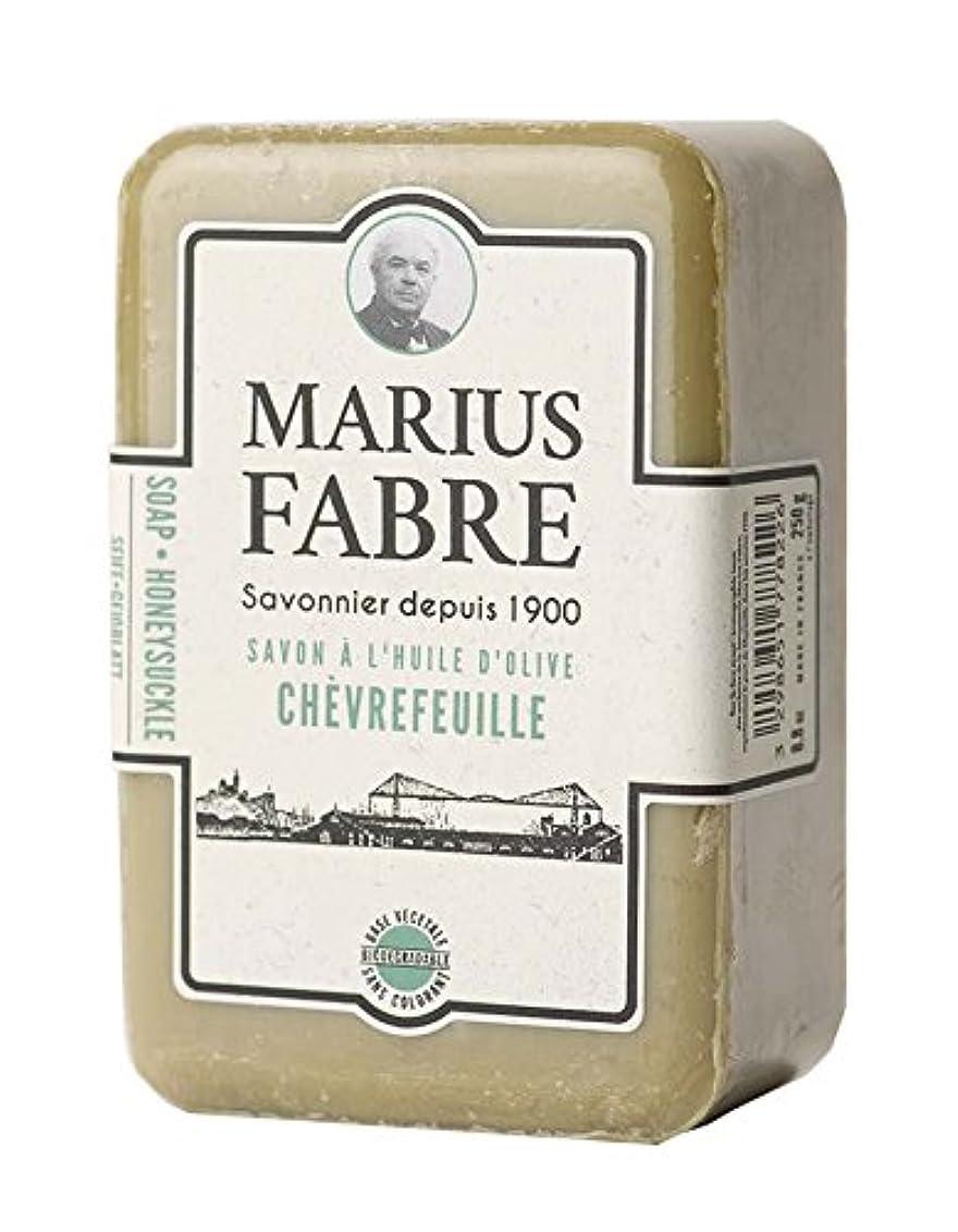 食用眠り開示するサボンドマルセイユ 1900 ハニーサックル 250g