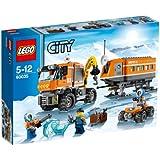 レゴ (LEGO) シティ アイスベーストラック 60035