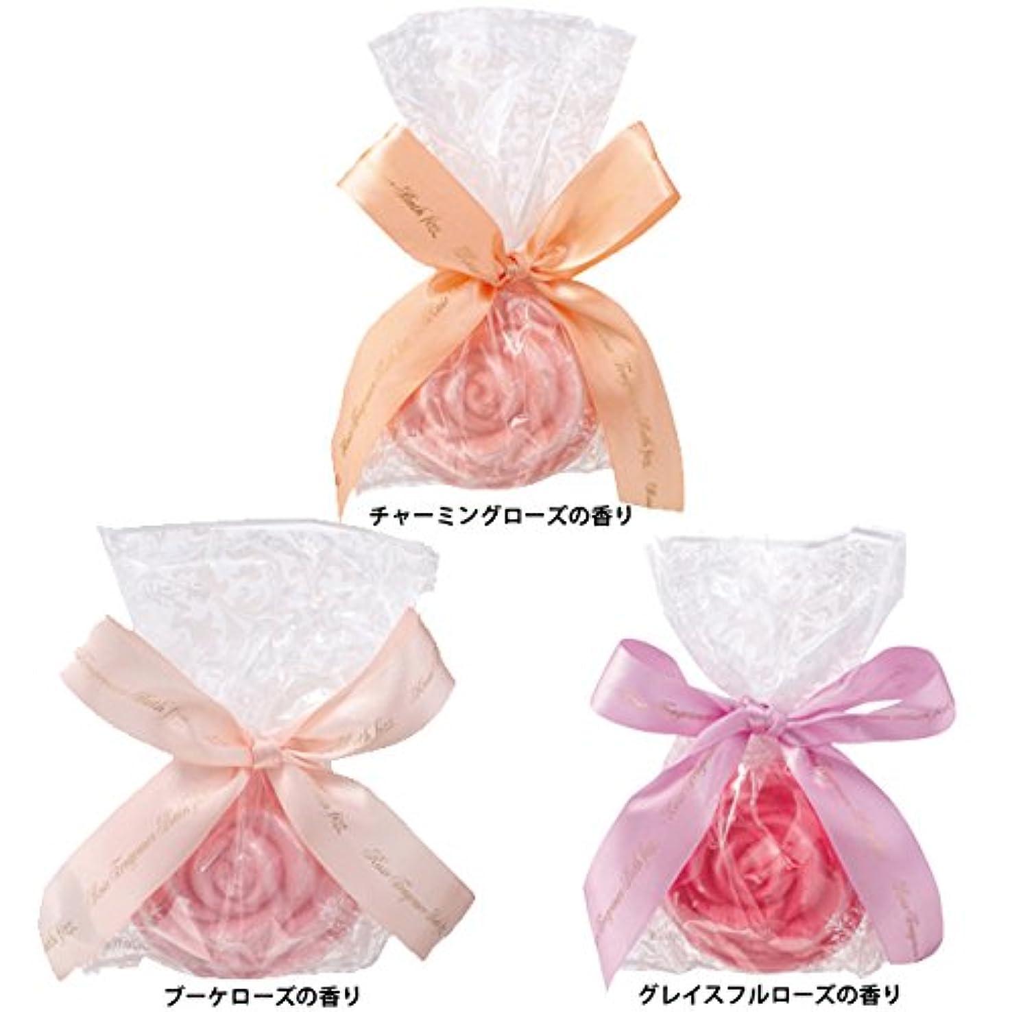 (内野)UCHINO ノルコーポレーション ローズフレグランスソープ P(ブーケローズの香り)