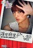 AKB48 5400sec.microSD VOL.8:篠田麻里子