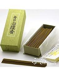 日本香堂のお香 毎日白檀香 お徳用バラ詰