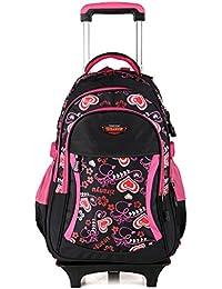 Ziranyu キャリーバッグ スーツケース かわいい オックスフォード 子供 キッズ 3色 通学?旅行?キャンプ