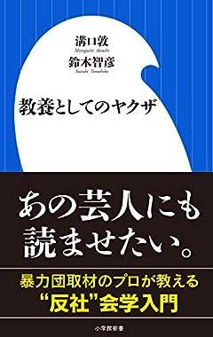 教養としてのヤクザ (小学館新書 す 9-1)