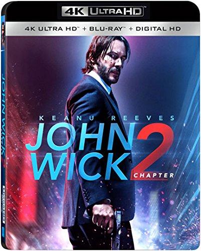 John Wick: Chapter 2 - 4K Ultra HD [Blu-ray + Digital HD](Import版)