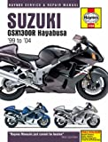 Suzuki GSX1300R Hayabusa '99 to '04 (Haynes Service & Repair Manual)