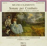 Sonate Per Cembalo Con Accompagnamento Di Flauto E