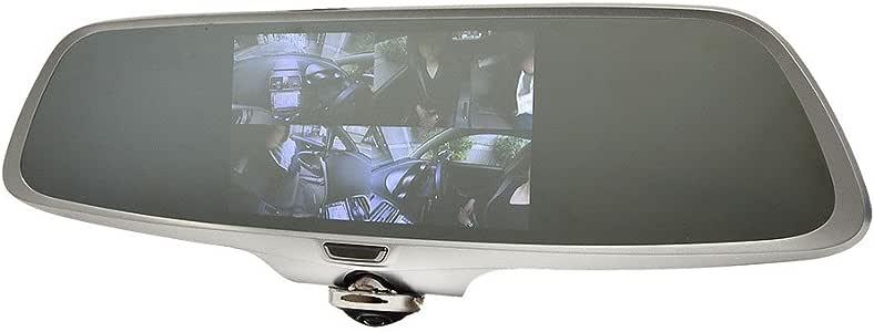 サンコー ミラー型 360度 全方位 ドライブレコーダー CARDVR36