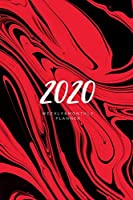 2020 Weekly & Monthly Planner: Abstract – 6X9 Size – Glossy Soft Cover - Multi-Purpose: Organizer/Calendar/Notebook/Agenda/Diary/Journal. (Abstract Themed Planners)