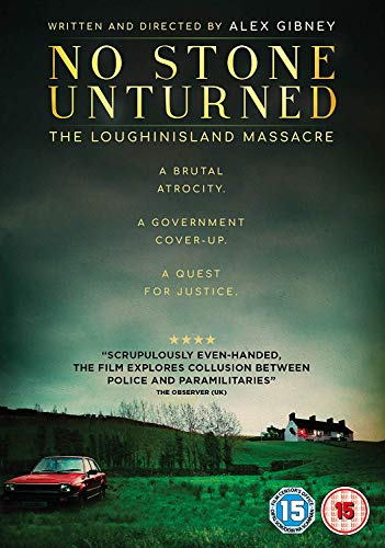 No Stone Unturned [DVD]