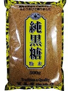 貿易屋珈琲店 純黒糖粉末 500g