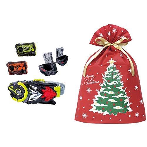 ラッピングセット 仮面ライダーゼロワン DX飛電ゼロワンドライバー&プログライズホルダーセット (クリスマスツリー レッド)