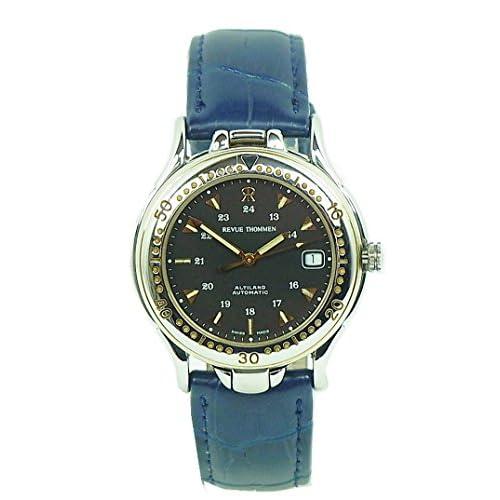 [レビュートーメン]REVUE THOMMEN 腕時計 アルティランド 自動巻き デイト メンズ [中古品] [並行輸入品]
