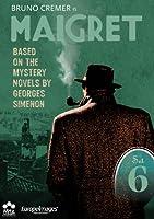 Maigret: Set 6/ [DVD] [Import]