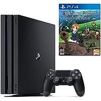 PlayStation 4 Pro ジェット・ブラック 1TB (CUH-7100BB01) + ガールズ&パンツァー ドリームタンクマッチ セット