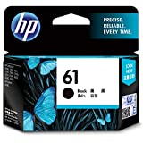 HP Office Product HP 61 Original Ink Cartridges, Black, (CH561WA)