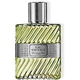 Christian Dior Eau de Toilette Spray for Men, Eau Sauvage, 50ml