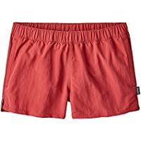 (パタゴニア)PATAGONIA レディースバギーズショーツ 57043 W's Barely Baggies Shorts ウィメンズ・ベアリー・バギーズ・ショーツ ショートパンツ