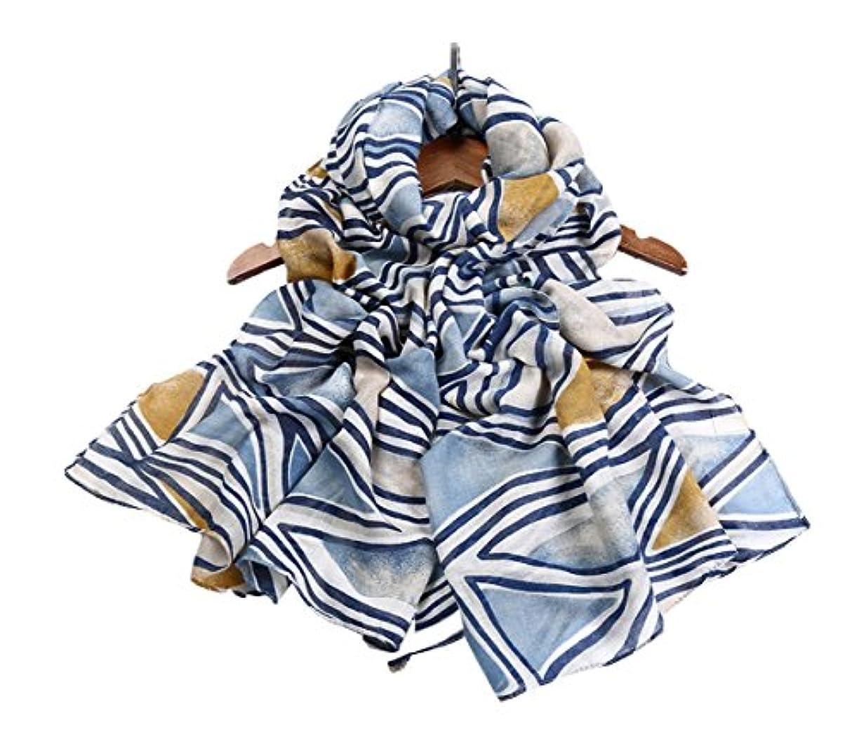スタジオフィールド瞑想するCOMVIP レディース ファッション 秋冬 格子柄 薄手 大判サイズ 日焼け止め 防寒 冷房対策 ビーチ スカーフ ロングストールシヨール