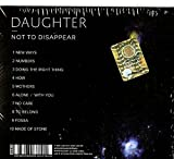 Not To Disappear [輸入盤CD] (CAD3604CD) 画像