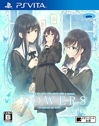 FLOWERS冬篇 - PSVita