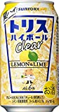サントリー トリスハイボール缶 レモン&ライム 350ml×24本