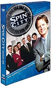 Spin City: Complete First Season [DVD] [Import]
