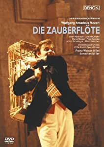 モーツァルト:歌劇《魔笛》チューリヒ歌劇場2000年 [DVD]