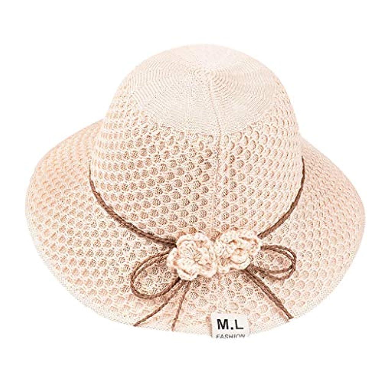 到着たまに真剣に帽子 レディース ROSE ROMAN UVカット ハット 紫外線対策 可愛い 小顔効果抜群 麦わら帽子 サンバイザー uvカット キャップ 雨対策 日焼け ハット つば広 日焼け防止 軽量 熱中症予防 折りたたみ サイズ調節可