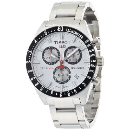 [ティソ]TISSOT 腕時計 PRS516 シルバー T0444172103100 メンズ [正規輸入品]