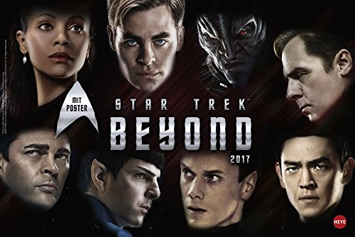 Star Trek Beyond Broschur XL 2017  - Kalender 2017