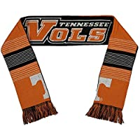 Forever Collectibles Tennessee Volunteers Split Logo Reversible Scarf スポーツ用品 No_Size 【並行輸入品】