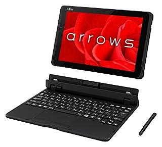 富士通 タブレット arrows Tab QHシリーズ WQ2/C1(Windows 10 Home/10.1型ワイド液晶/Atom/4GBメモリ/約128GB フラッシュメモリ/軽量スリムキーボード/Office Home and Business Premium)AZ_WQ2C1_Z689/富士通直販WEBMART専用モデル