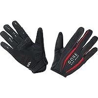 Gore Bike Wear Power Long Gants Black/Red FR : XXL (Taille Fabricant : 10)