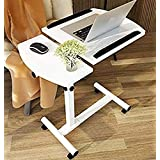Rfeng Computer desk bed table lazy table simple table economical household writing table movable lifting multifunctional tabl