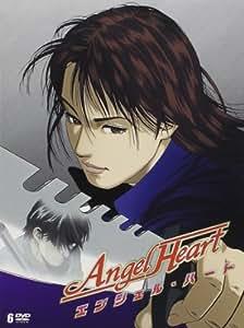 エンジェル・ハート コンプリート1 DVD-BOX (1-24話, 480分) AngelHeart 北条司 アニメ [DVD] [Import]