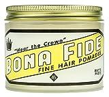 Bona Fide Pomade, マットペースト 4oz (113g) 水性ポマード/ヘアグリース (整髪料)
