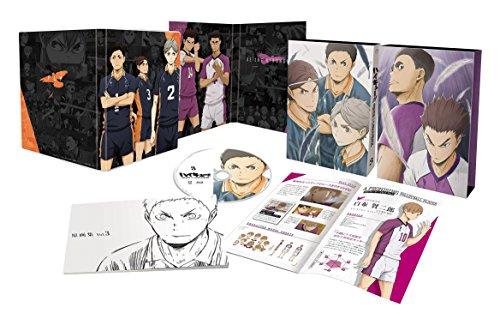 ハイキュー!! 烏野高校 VS 白鳥沢学園高校 Vol.3(初回生産限定版) [DVD]の詳細を見る