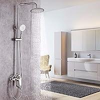 シャワーレースセット多機能温度制御スプレーシャワー