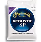 Martin マーチン アコースティックギター弦 SP Phosphor Bronze MSP-4050 .011-.052 カスタムライト 【国内正規品】