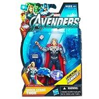 マーベル Avengers THE AVENGERS 3.75インチ [09] ソー [Shock Strike]