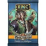 Epic Card Game Pantheon Furious vs Maligus (Single Pack) Trading Cards