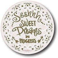 Dreamcatcher /ドリームキャッチャー~曼荼羅–Sweet Dreams in Progress ( dc07) ~ by Lisa Pollock