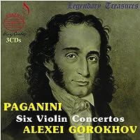Six Violin Concertos
