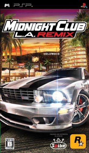 ミッドナイト クラブ:L.A. リミックス - PSP