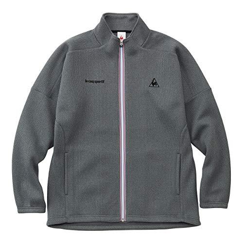 [ルコックスポルティフ] ジャケット はっ水 ストレッチ メンズ QMMMJF61 グレー 日本 L (日本サイズL相当)